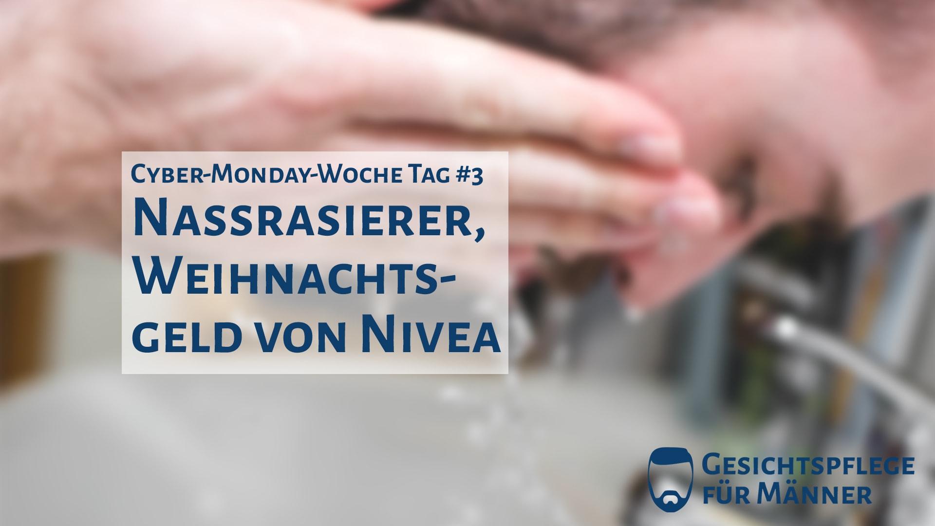 Titelbild: Tagesangebot Tag #3 bei der Cyber-Monday-Week auf Amazon für deine Gesichtspflege